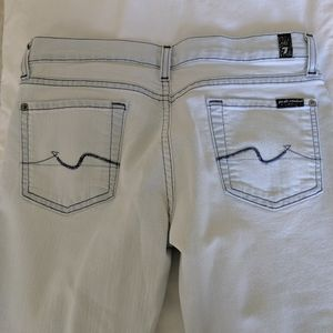 Seven for all man kind jeans